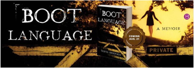 Boot Language - Vanya Erickson