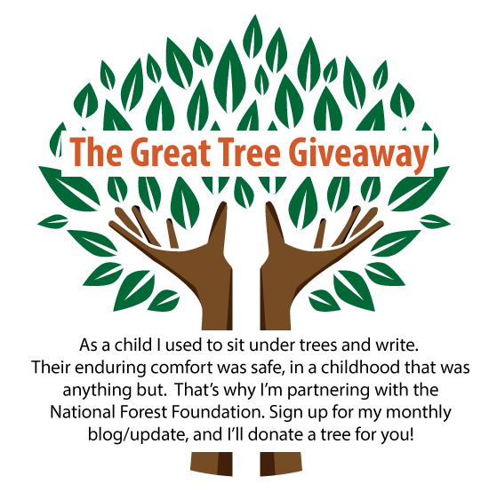 Vanya Erickson Great Tree Giveaway