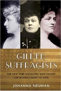 Vanya Erickson - reviews Gilded Suffragists