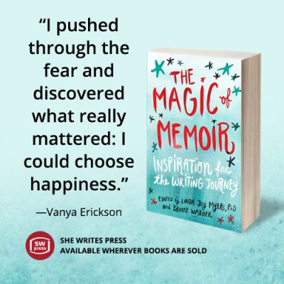 Vanya Erickson-Magic of Memoir