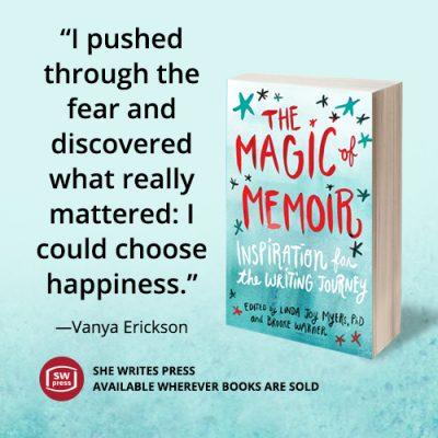 Vanya Erickson-Magic of Memoir