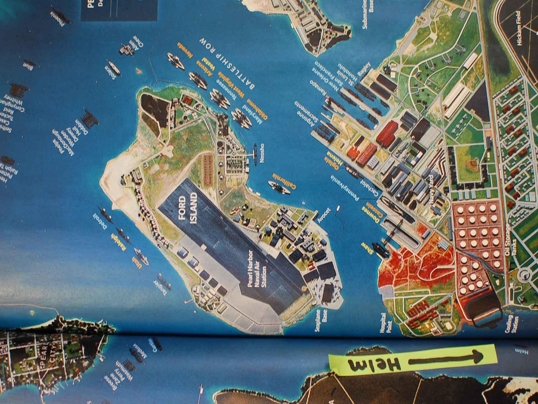Pearl Harbor, 1941 - Vanya Erickson